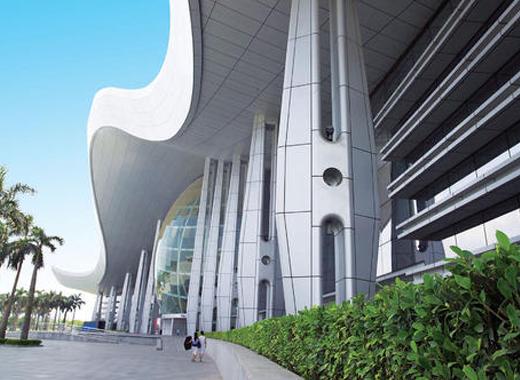 光谷鼎创国际铝单板案例